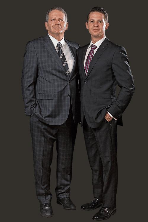 Bob & Stephen Bernstein